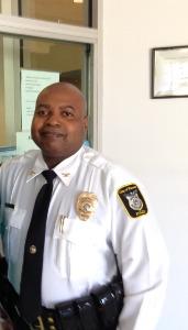 Chief Alonza  Jaynes