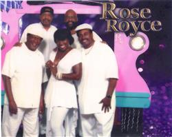 KENNY COPELAND /  ROSE ROYCE