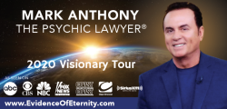 Psychic Lawyer Mark Anthony