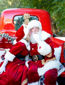 Santa Ronny & Mrs. Claus