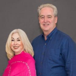 Sharon Wegscheider-Cruse  & Patrick Egan